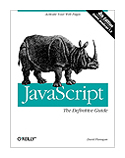 Javascript: Definitive Guide